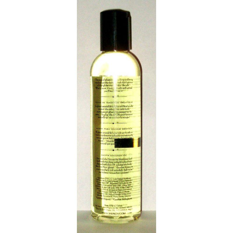 article huile erotique shunga organica the vert exotique