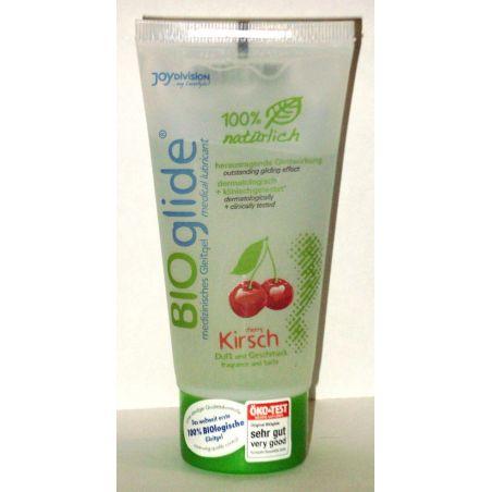 Gel Lubrifiant Bioglide Arôme Cerise