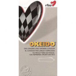 RFSU Préservatifs Okeido Grande Boite de 10