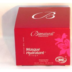 Masque hydratant  Bionatural