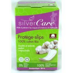 Protège-slips coton bio SilverCare