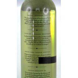 Huile de massage Douceur d'amande Organica Shunga