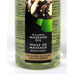Huile de massage Chocolat enivrant Organica Shunga