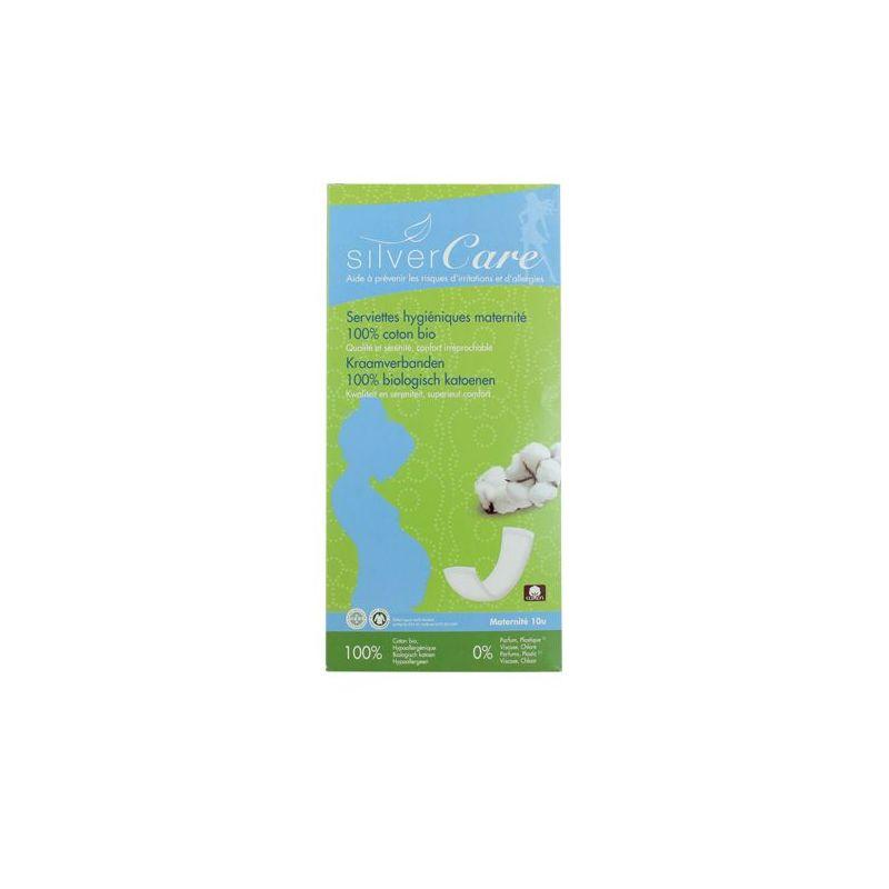 Serviettes hygiéniques Maternité Coton Bio